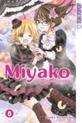 Miyako - Auf den Schwingen der Zeit 08   Kyoko Kumagai  