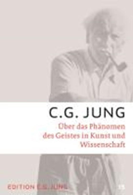 Jung, C: Über das Phänomen des Geistes in Kunst und Wissen.