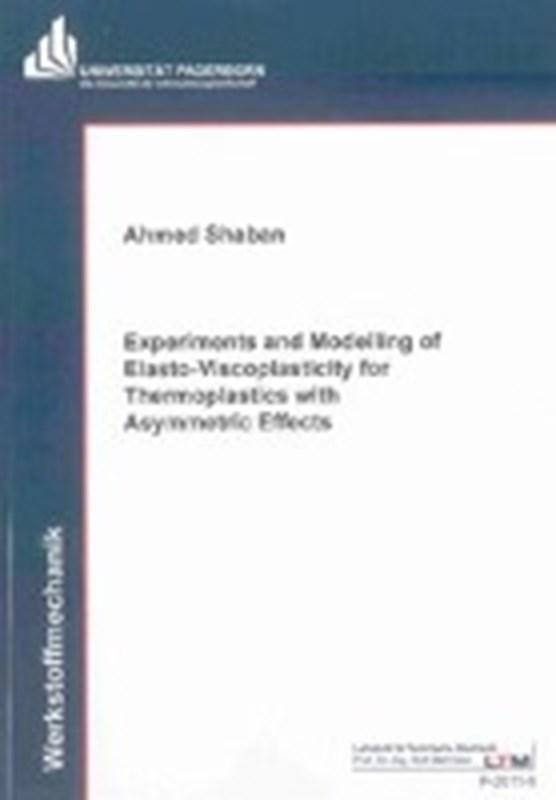 Shaban, A: Experiments and Modelling of Elasto-Viscoplastici