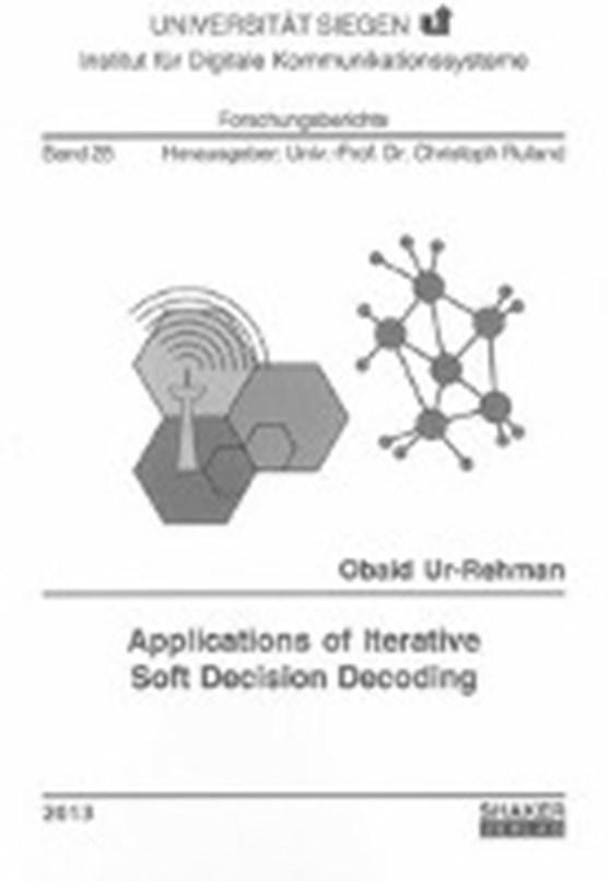 Ur-Rehman, O: Applications of Iterative Soft Decision Decodi