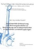 Experimentelle Untersuchung und Strömungssimulation zur Beschreibung von Schleppmomenten in ölgekühlten Lamellenkupplungen | Madlen Rudloff |