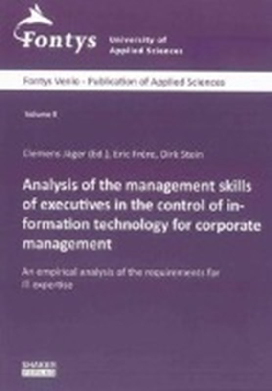 Frère, E: Analysis of the management skills of executives in