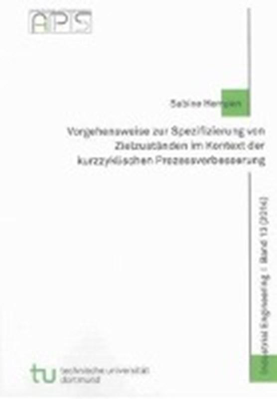 Hempen, S: Vorgehensweise zur Spezifizierung von Zielzuständ