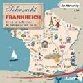 Sehnsucht Frankreich 5 CD   Grasberger, Thomas ; Schuchmann, Manfred ; Ottlitz, Till ; Singer, Francine  