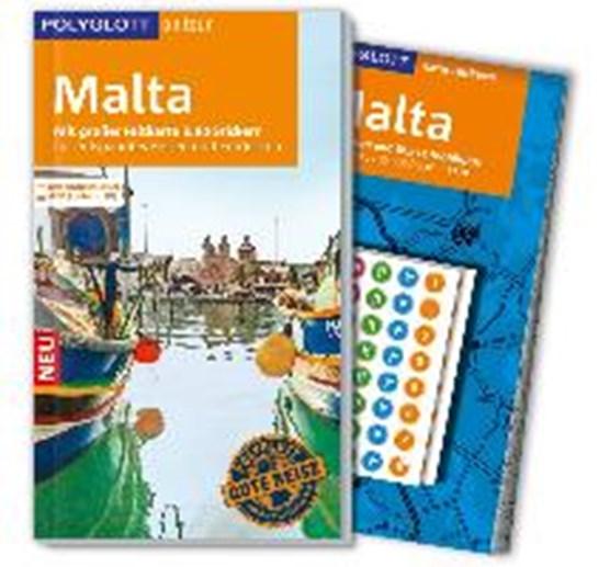 Trox, T: POLYGLOTT on tour Reiseführer Malta