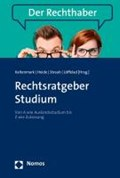 Rechtsratgeber Studium | Kaltenmark, Clemens ; Heide, Fabian ; Straub, Joel |