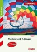 Training Realschule - Mathematik 5. Klasse - Bayern   auteur onbekend  
