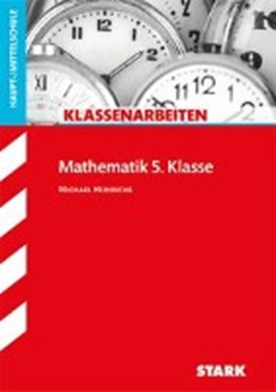 Klassenarbeiten Haupt-/Mittelschule - Mathematik 5. Klasse