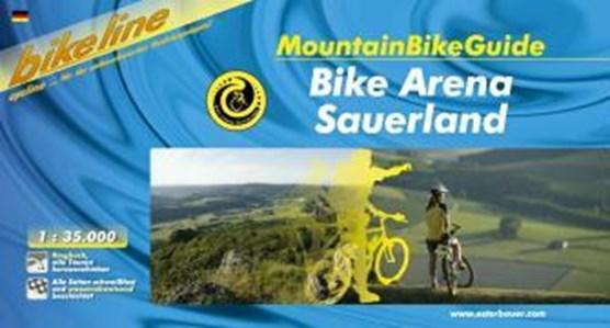 Bikeline MountainBikeGuide Arena Sauerland