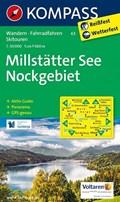 Kompass WK63 Millstätter See, Nockgebiet | auteur onbekend |