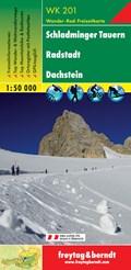 F&B WK201 Schladminger Tauern, Radstadt, Dachstein | auteur onbekend |