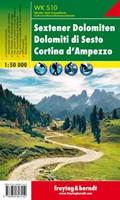 F&B WKS10 Sextener Dolomiten, Cortina d'Ampezzo   auteur onbekend  