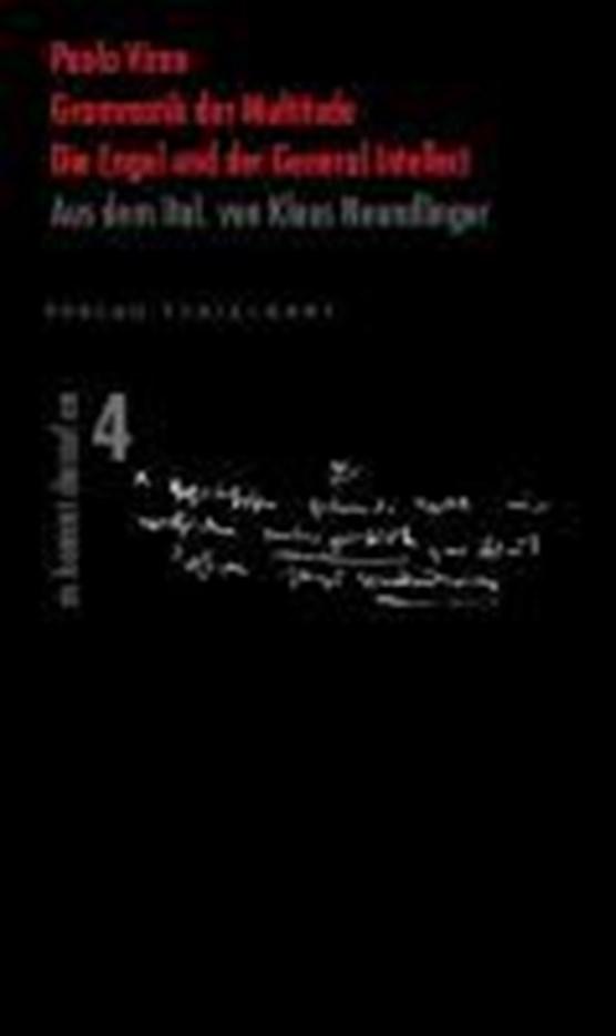 Virno, P: Grammatik der Multitude