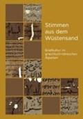 Stimmen aus dem Wüstensand   Kreuzsaler, Claudia ; Palme, Bernhard ; Zdiarsky, Angelika  
