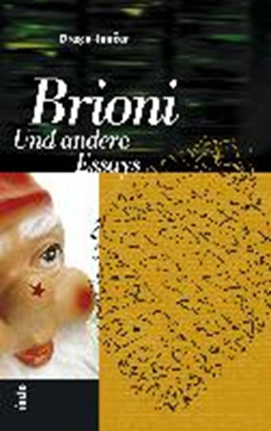 Jancar, D: Brioni