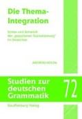 Die Thema-Integration   Andreas Nolda  