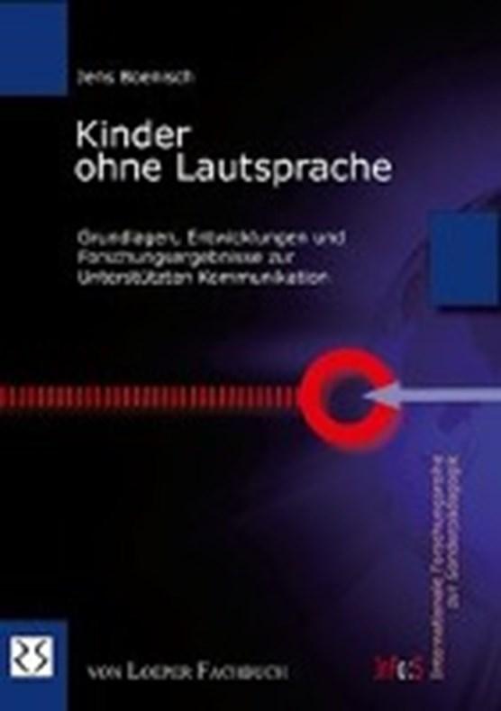Boenisch, J: Kinder ohne Lautsprache