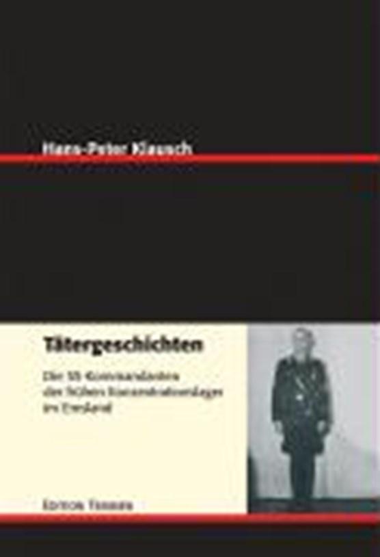 Klausch, H: Tätergeschichten