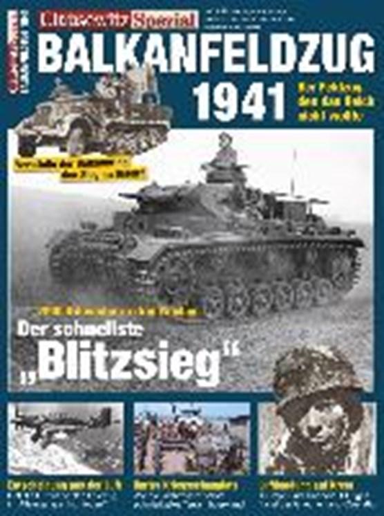 Clausewitz Spezial 21. Balkanfeldzug 1941