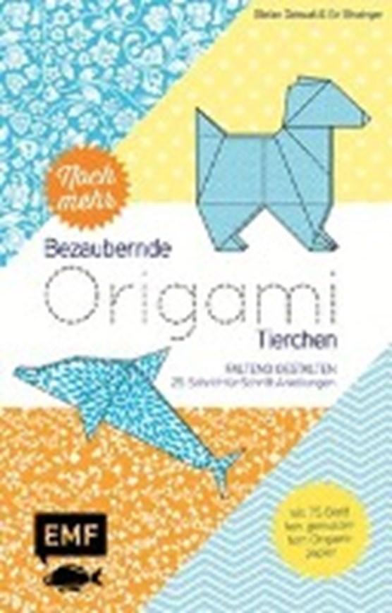 Noch mehr bezaubernde Origami-Tierchen