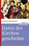 Daten der Kirchengeschichte   Gerhard Hartmann  