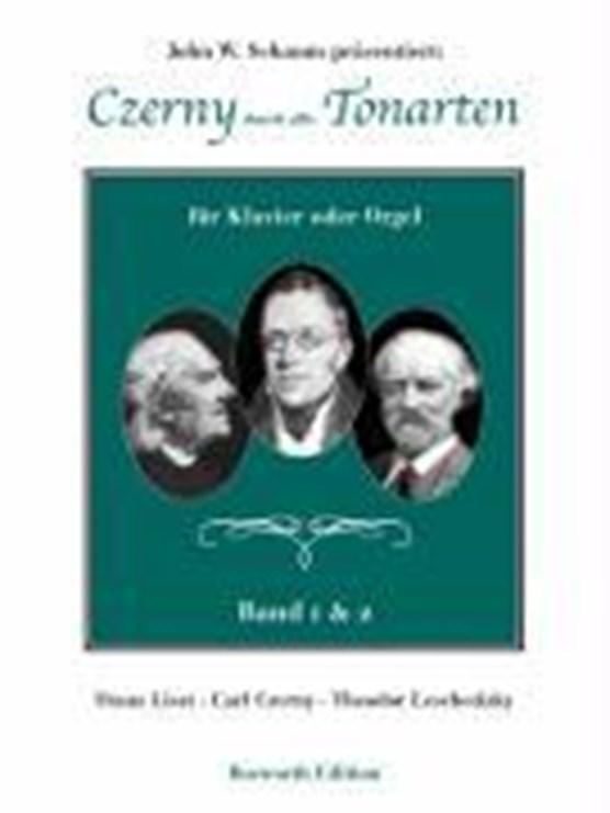 Czerny durch alle Tonarten