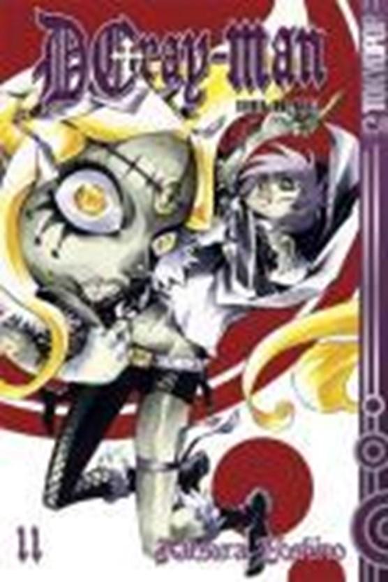 Hoshino, K: D.Gray-Man 11