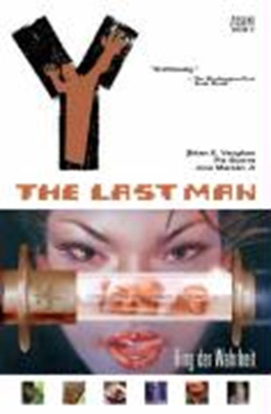 Vaughan, B: Y: The Last Man 05: Ring der Wahrheit