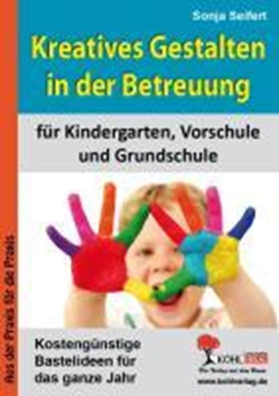 Kreatives Gestalten / Betreuung für Kindergarten