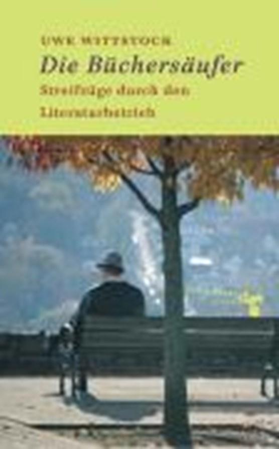 Wittstock, U: Büchersäufer