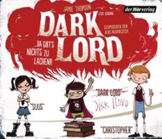 Dark Lord 01. Da gibt's nichts zu lachen!!