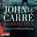 Le Carré, J: Marionetten/5 CDs   John Le Carré  