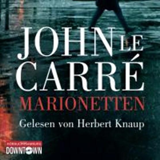 Le Carré, J: Marionetten/5 CDs