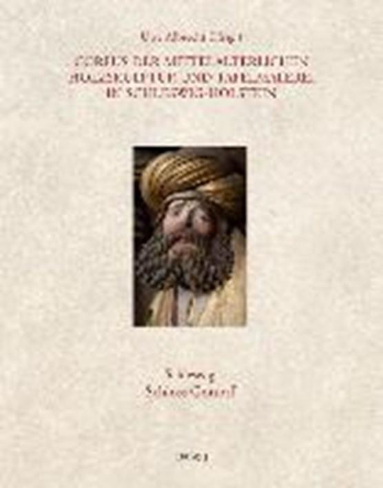 Corpus der mittelalterlichen Holzskulptur und Tafelmalerei 3