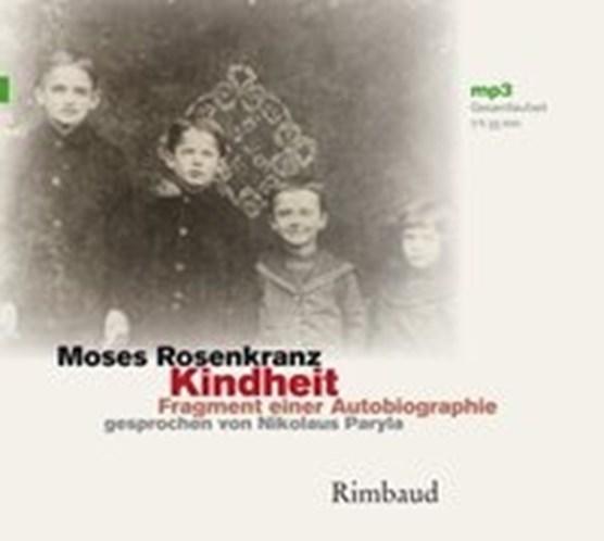 Kindheit - Hörbuch, MP3-CD
