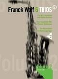 Wolf, F: 6 Trios Vol. 2 / m. CD   Franck Wolf  