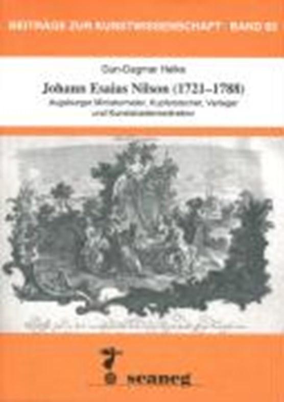 Johann Esaias Nilson (1721-1788)