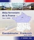 Eisenbahnatlas Frankreich 01 NORD   auteur onbekend  