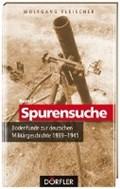 Fleischer, W: Spurensuche 4: Bodenfunde   Wolfgang Fleischer  