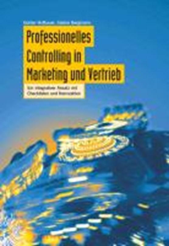 Professionelles Controlling in Marketing und Vertrieb