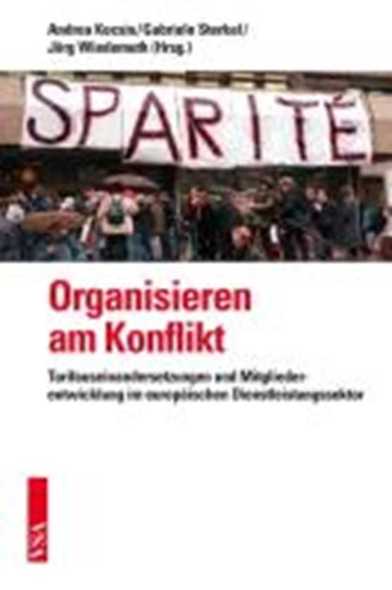 Organisieren am Konflikt