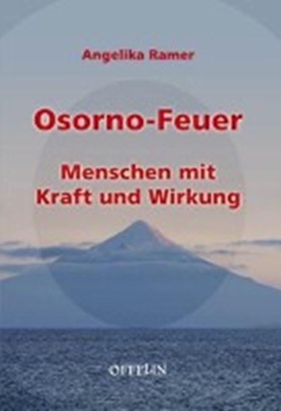 Ramer, A: Osorno-Feuer