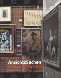 Hans Haacke   auteur onbekend  
