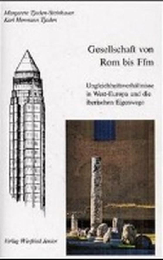 Gesellschaft von Rom bis Ffm