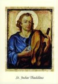St. Judas Thaddäus | auteur onbekend |