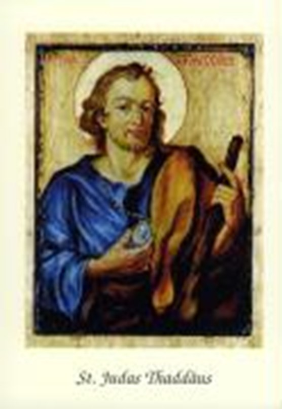 St. Judas Thaddäus