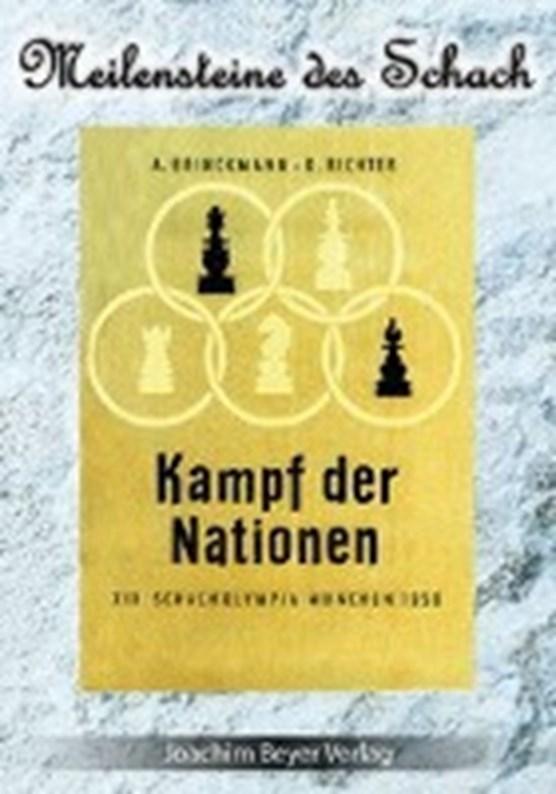 Brinckmann, A: Kampf der Nationen