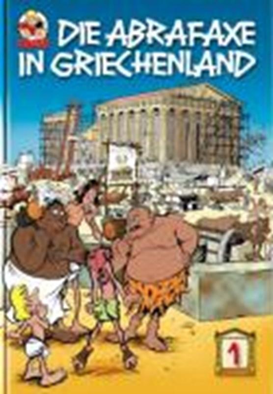 Die Abrafaxe in Griechenland 1