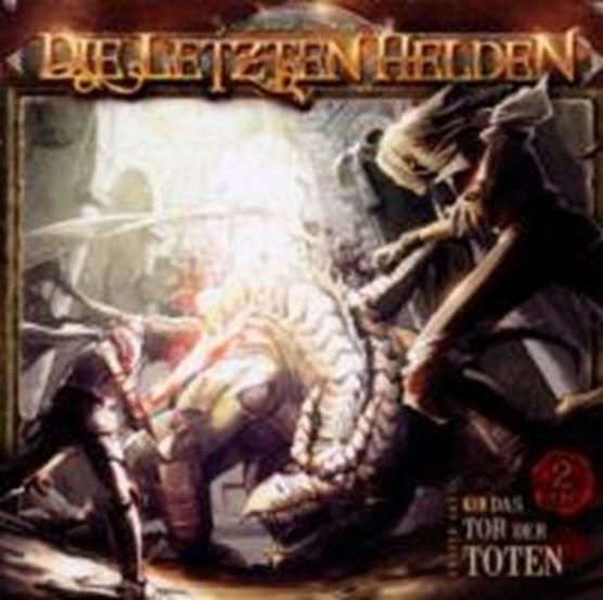 Holy, D: Die letzten Helden - Episode 6/2 CDs