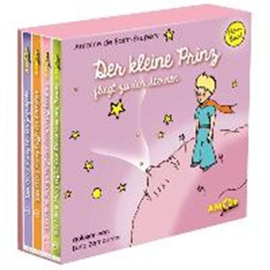 Der kleine Prinz fliegt zu den Sternen Box 2